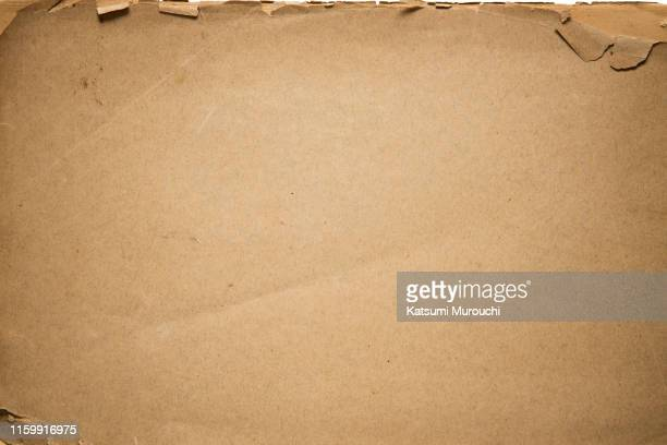 Old brown book cover texture background