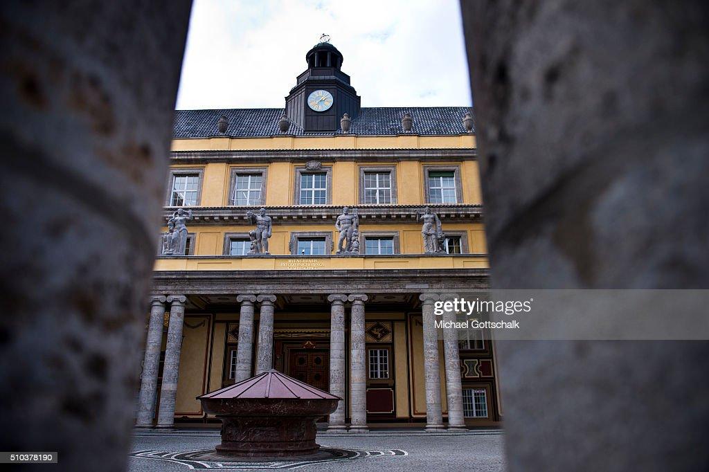 Munich Re : News Photo