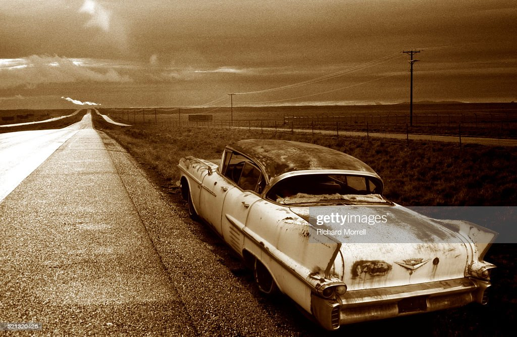 Image result for cadillacs side by side on highway
