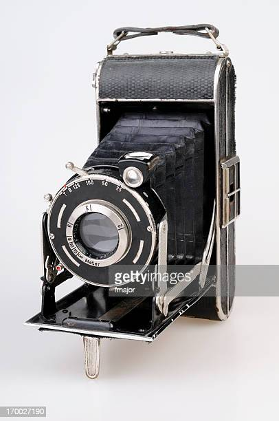 old camera - 20th century stock pictures, royalty-free photos & images