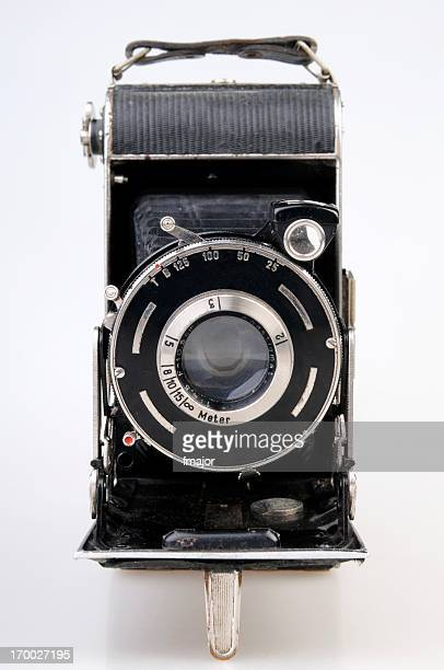 old camera - movie camera stock pictures, royalty-free photos & images