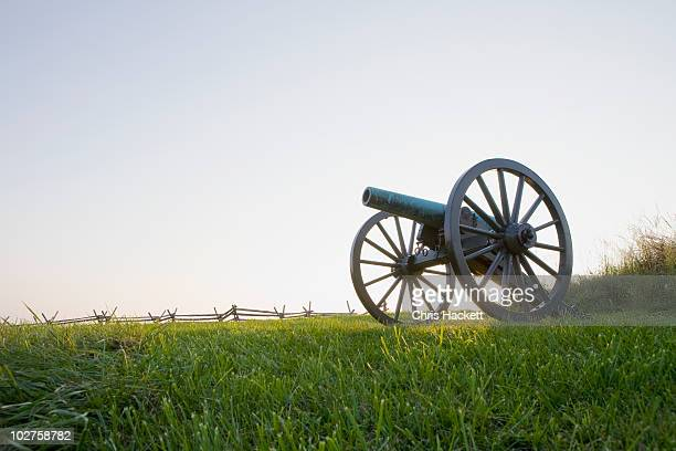 old cannon - cannon stock pictures, royalty-free photos & images