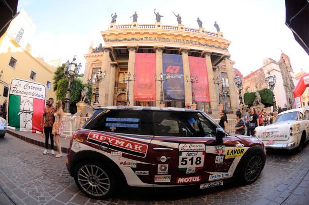 MEX: 2019 Pan American Race in Guanajuato