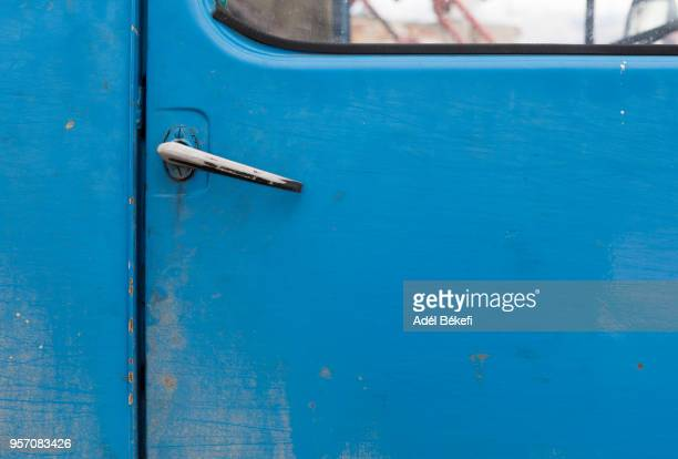 old car door - rusty stock pictures, royalty-free photos & images