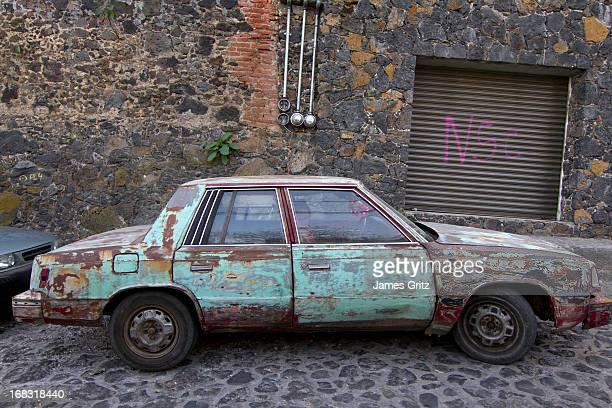 Old car, Mexico