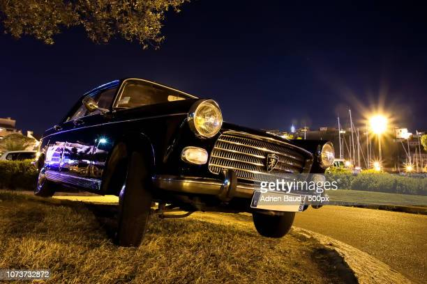 Old car : Peugeot 404 - Corse - Porto-Vecchio