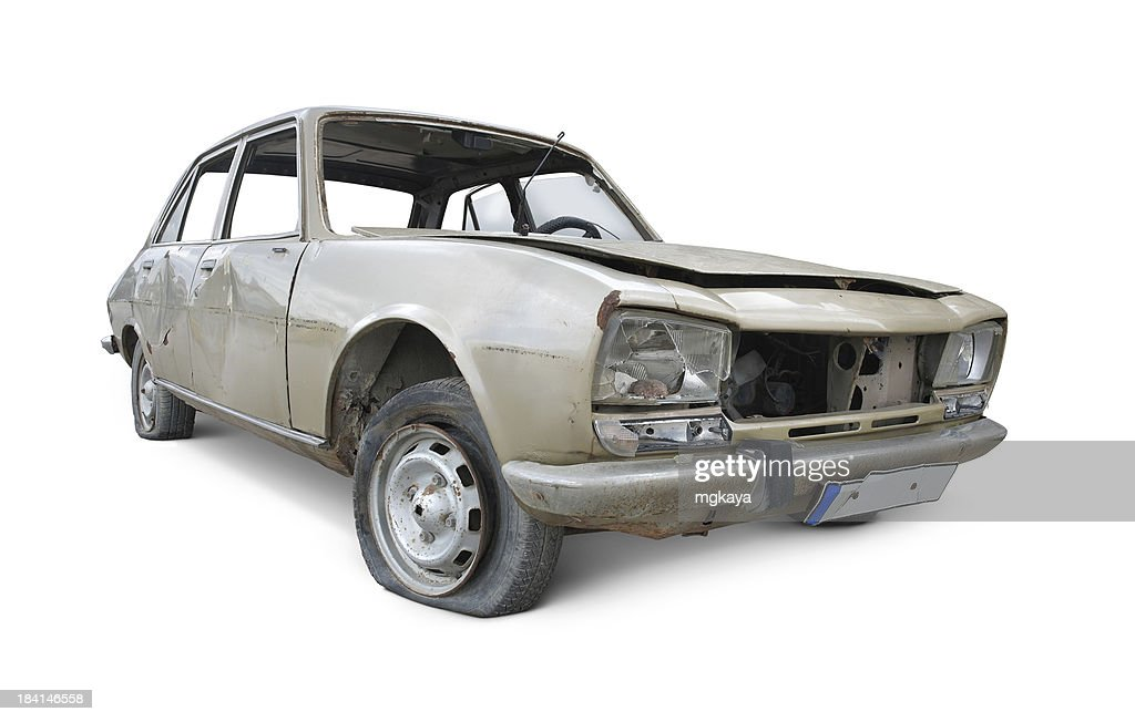 Old Car : Stock Photo