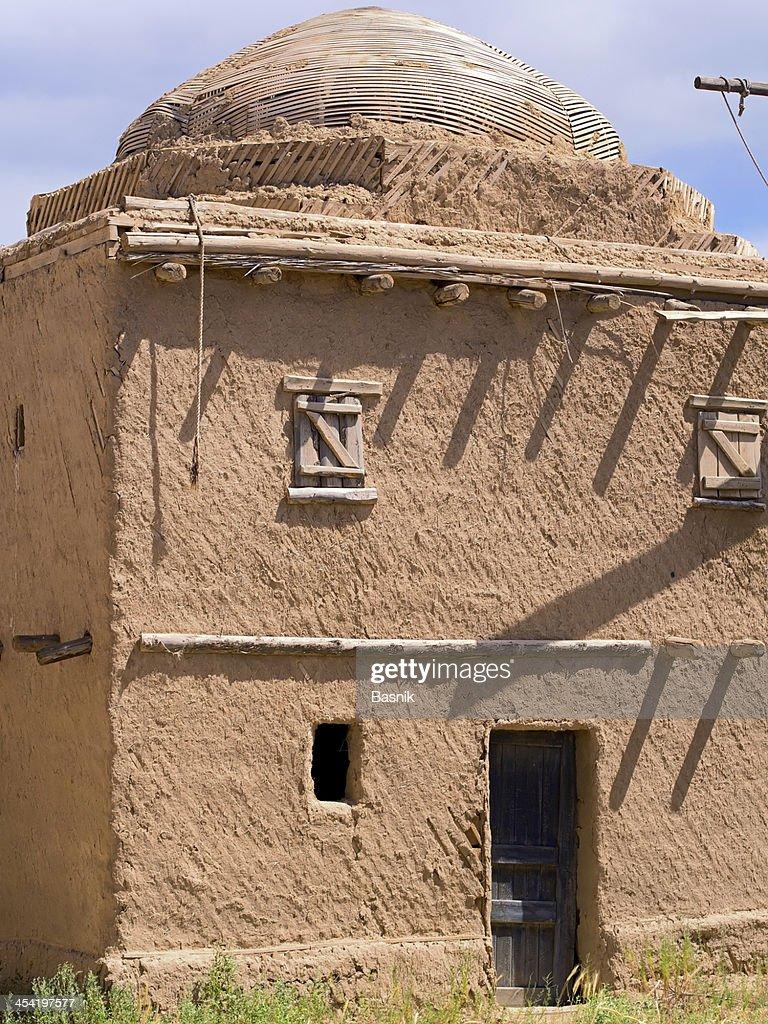 Viejo castillo : Foto de stock