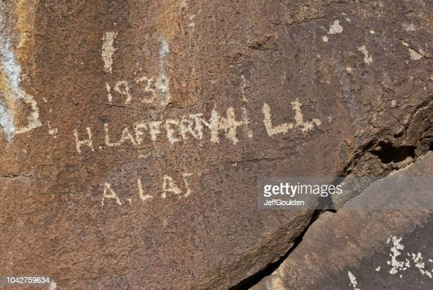 Old CCC Inscriptions
