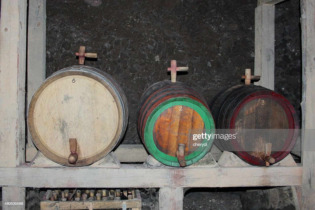 Old cellar : Stock Photo