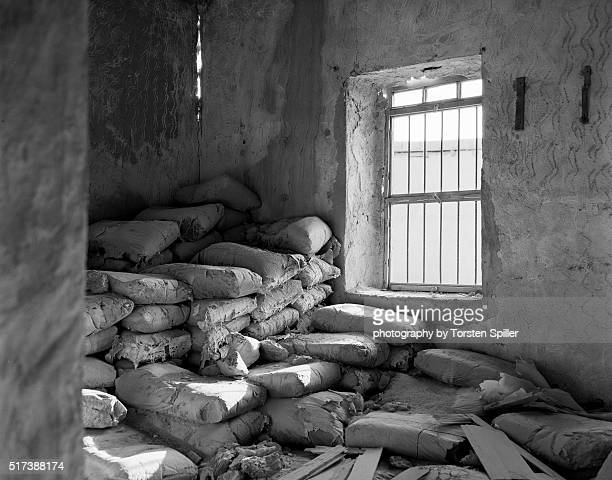 Old Cement bags