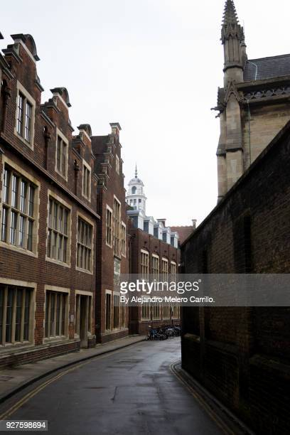 old chemistry labs in cambridge university. - cambridge stock pictures, royalty-free photos & images