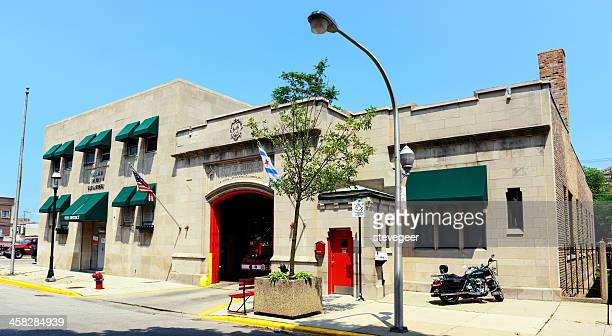 Old Chicago Firehouse and Police Station