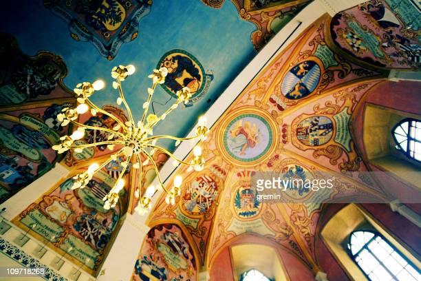 Old Church Ceilings