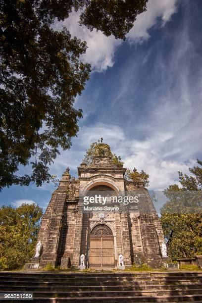 old church structure - old manila stock pictures, royalty-free photos & images