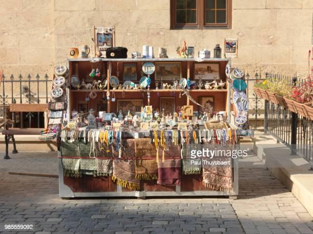 Old City Baku Trinket Stall