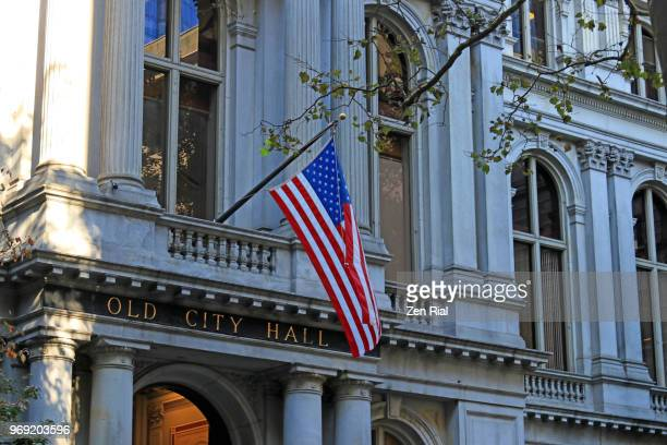 old city hall in boston, massachusetts, usa - town hall government building stock pictures, royalty-free photos & images