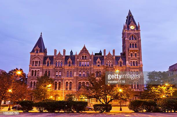 Old City Hall In Richmond, Virginia