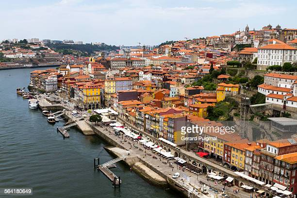 Old city of Porto and Duoro