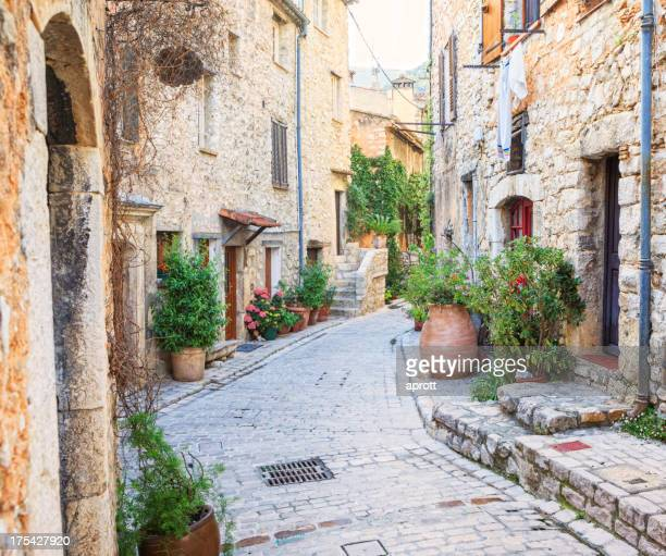 Old city of Tourettes-sur-Loup, Cote d'Azur, France