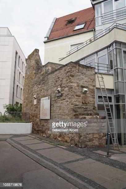 Old City wall of Bad Cannstatt, Stuttgart, Germany