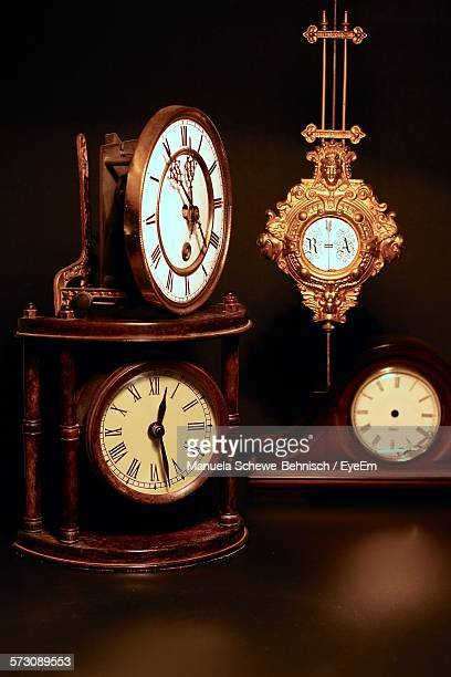 Old Clocks At Home