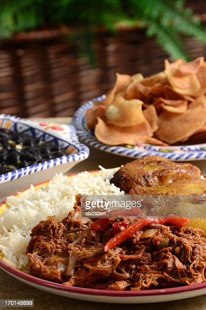 ropa vieja - old havana stock pictures, royalty-free photos & images