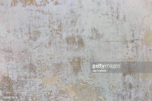 old color gray wall painted background - antico condizione foto e immagini stock