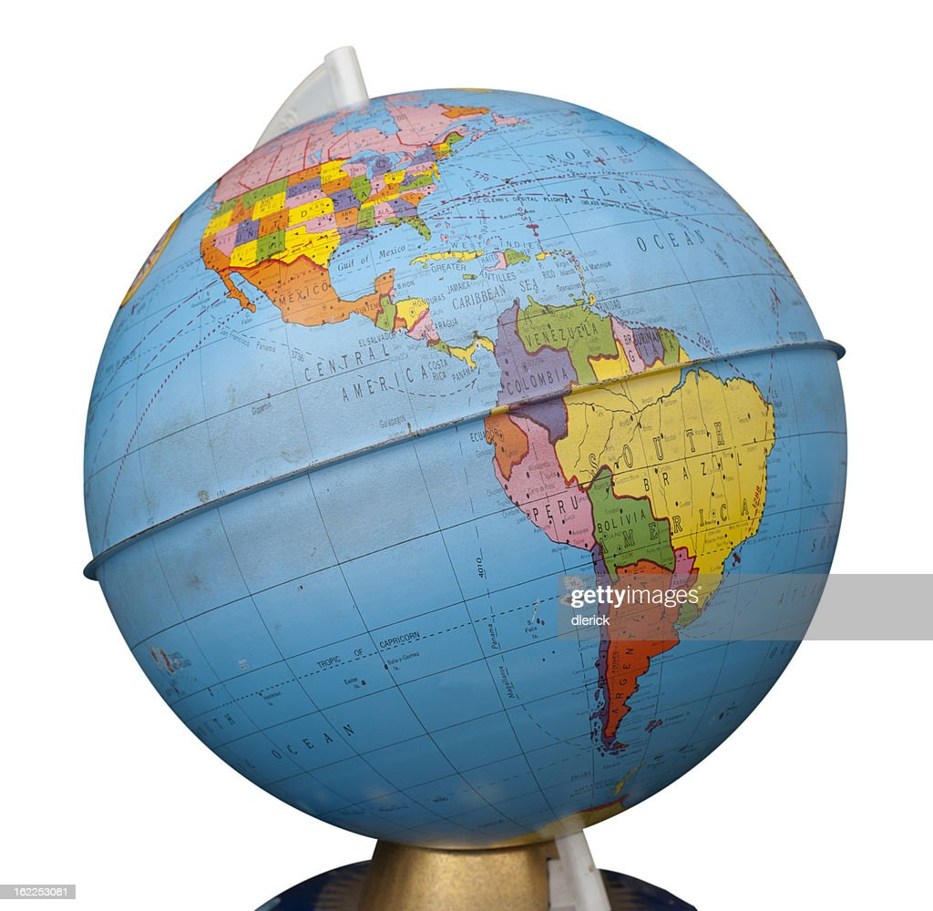 Old colorful world map globe stock photo getty images old colorful world map globe stock photo gumiabroncs Image collections