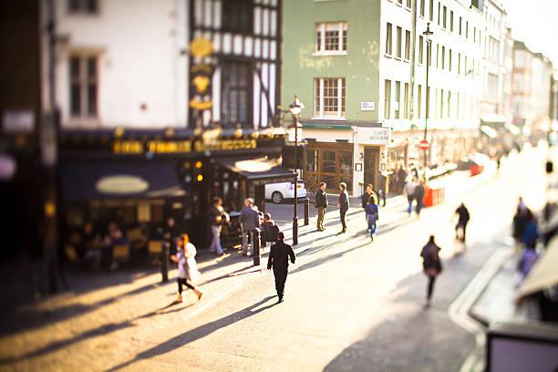 Old Compton Street, Soho, London