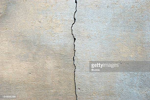 Konkrete rissige Wand Textur alten