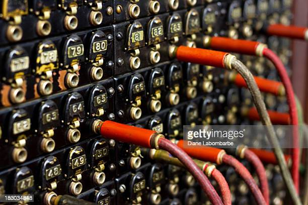 Old Cord Switchboard Picture Id S X on Wiring Simplified