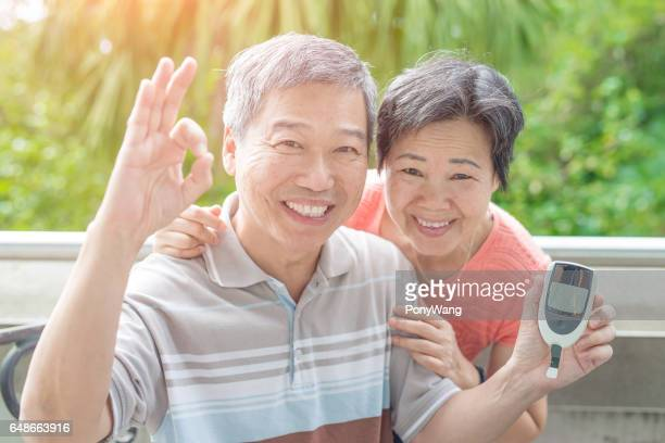old couple prevention of diabetes