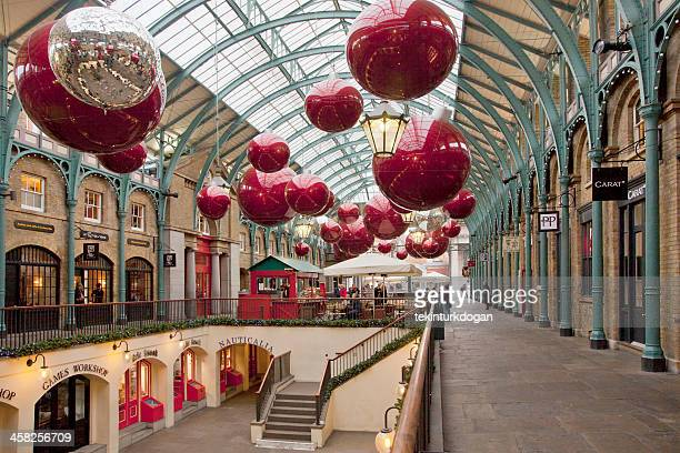 old covent garden market at london england