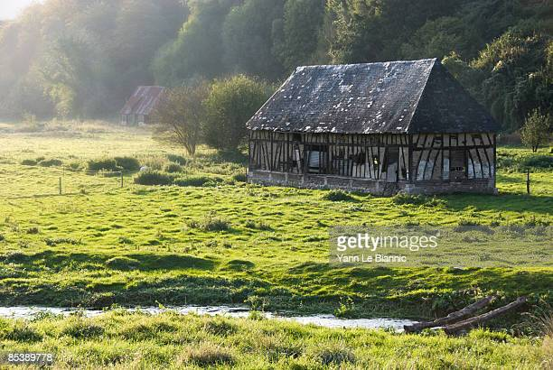 Old Cowshed in Normandy