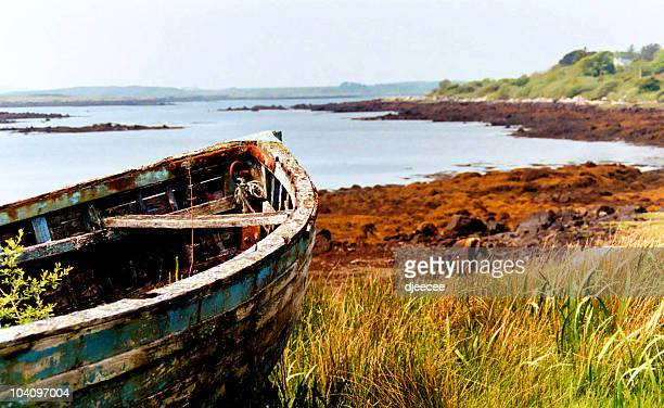 Old craft on Ireland seaside pic #1 - Connemara