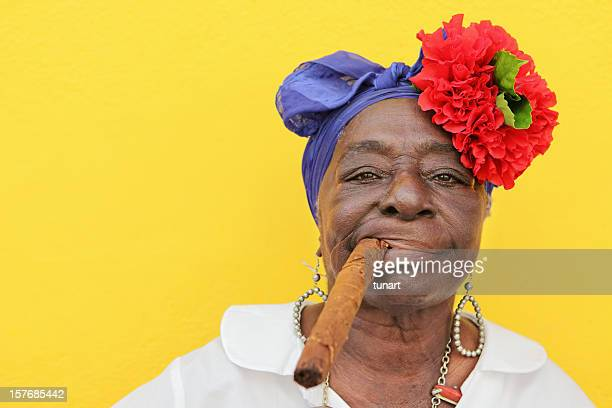 Old Cuban Woman