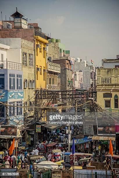 Old Delhi, Chandni Chowk, India