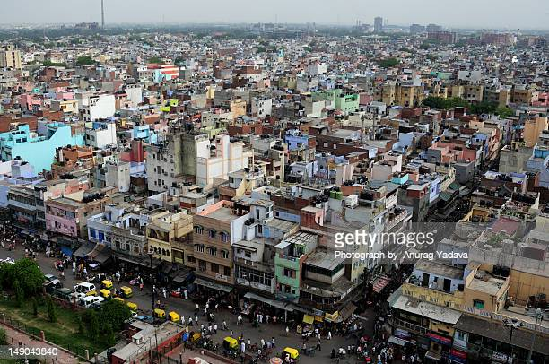 old delhi - delhi stock pictures, royalty-free photos & images