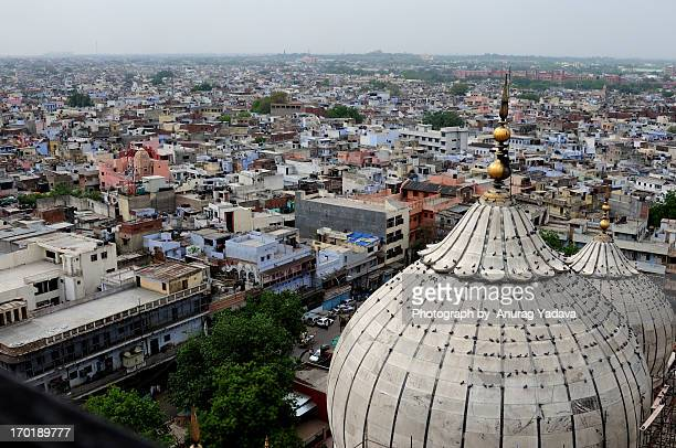 old delhi - old delhi stock pictures, royalty-free photos & images