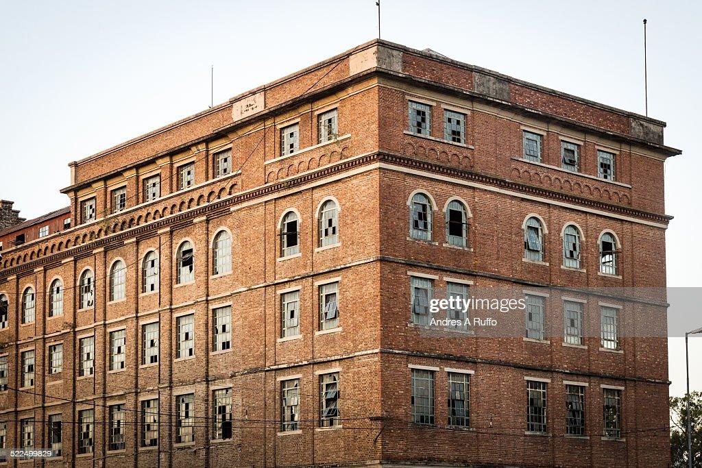 Derelict Buildings : News Photo