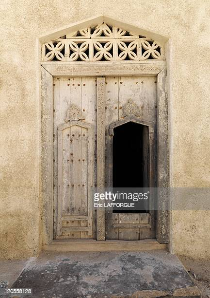 Old dhofari house in Taqah Oman on December 22 2009 Taqa is a picturesque town and onetime prosperous port lying to the east of Salalah It is a good...