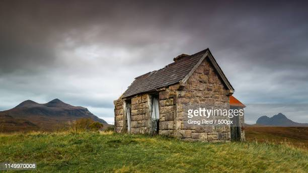 Old Dog Kennel, Elphin, Assynt, Sutherland