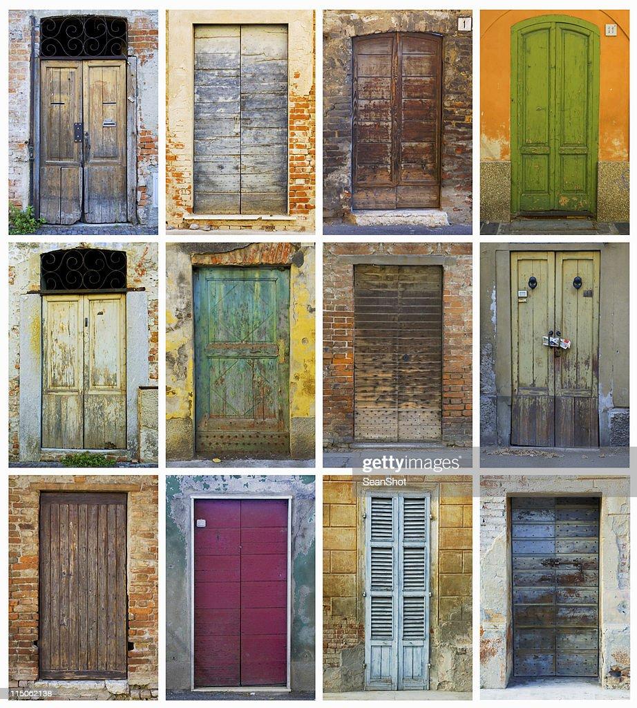 Old doors  Stock Photo & Old Doors Stock Photo | Getty Images pezcame.com