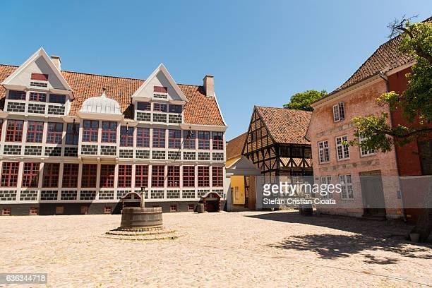 Old Dutch village of Aarhus, Denmark