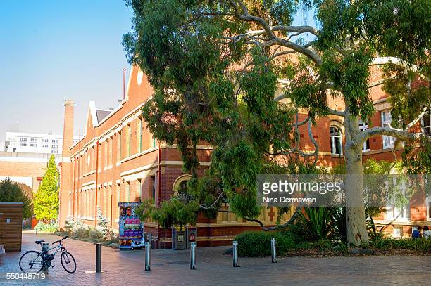 Old Engineering Melbourne University 12th April 2015