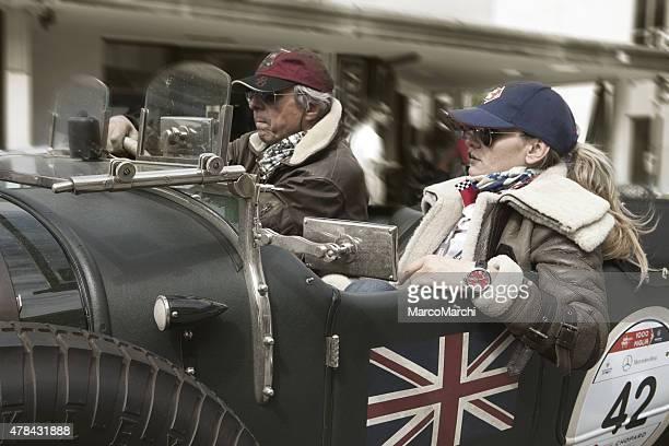 Old England car