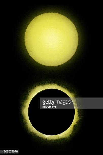 old engraved illustration of astronomy - sun - us coin stock pictures, royalty-free photos & images