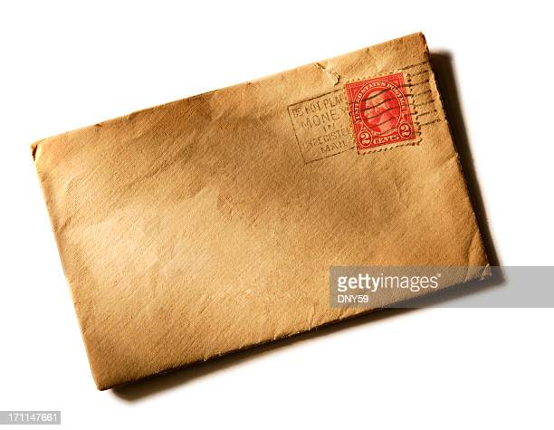 Old Envelope from 1920's 2