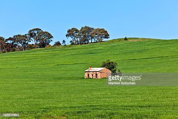 Old farm house Murray Town